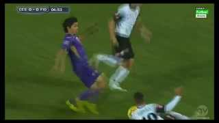 Matias Fernandez vs Cesena ¿Copa America 2015?