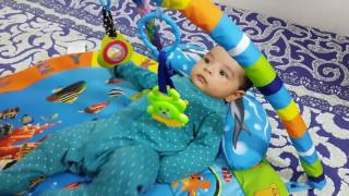 Infant Baby toy play mat activity gym