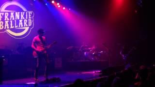 Frankie Ballard- I Came To Git Down- House of Blues