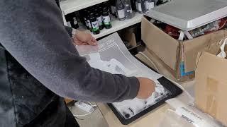 티셔츠 제작 프린터 핫…