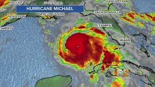Tracking Hurricane Michael