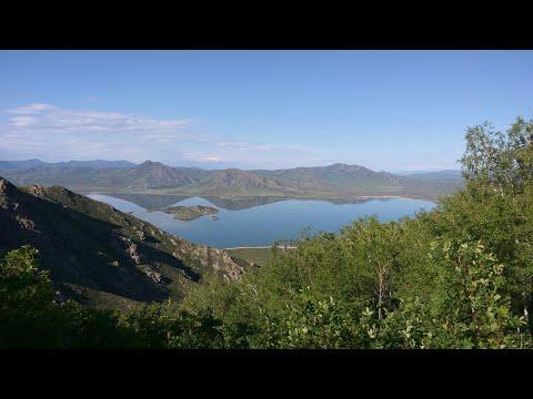 Прогулка в горы. Природа Казахстана ВКО ULTRA HD