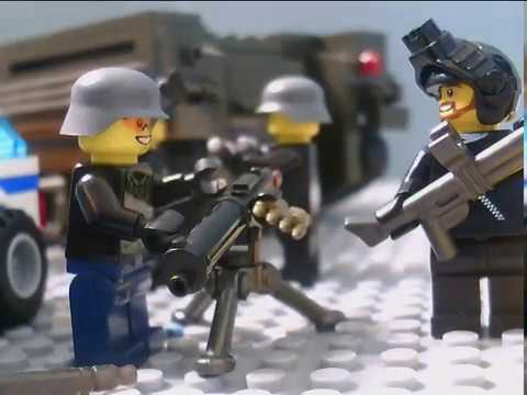 Lego S.W.A.T 2 - YouTube
