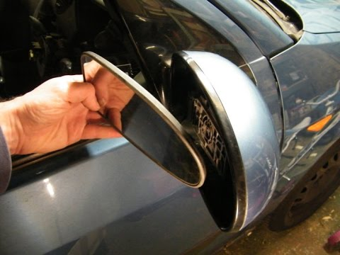 Ford Focus Exterior Side Mirror Change
