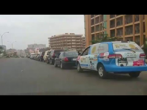 Post-Nigeria | Scary petrol queues in Abuja and across Nigeria