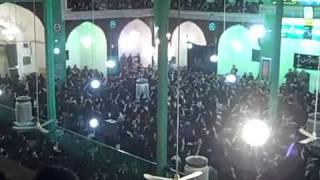 Ashura in Iran, Yazd city, mourning for Imam Hussain, Shia Islam