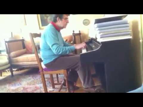 Le plus beau tango du monde - Tino Rossi - Piano - YouTube
