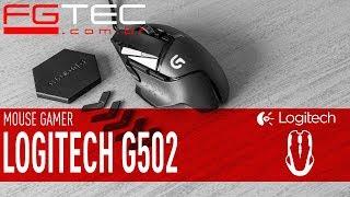 Configurando Macro Logitech G502 - PT - Познавательные и прикольные