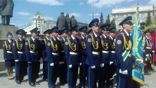 Парад кадетских корпусов 2017 г.