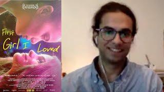 """Gambar cover Filmmaker Kerem Sanga on making """"First Girl I Loved"""" - UVU CineSkype"""
