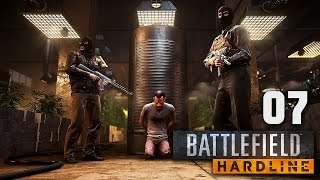 "Let's Play Battlefield Hardline Campaign ""VETERAN"" [07] - ""Lots of Grasss.. (:"" | Nederlands / Dutch"