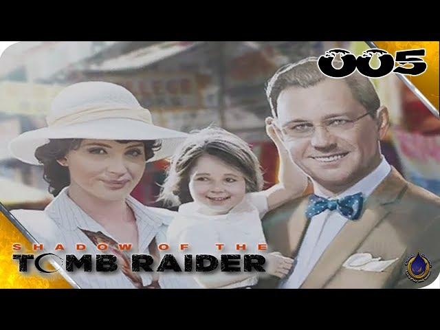SHADOW OF THE TOMB RAIDER 🐆 [005] Zurück in besseren Tagen