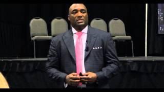Motivational Speaker Mark Anthony Garrett--Teachers Are Heroes, The Leona Group (Part 5)