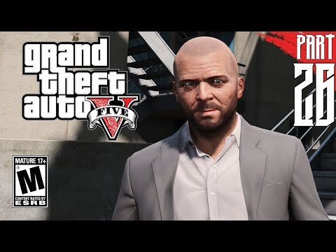 【GTA 5 MODS】 Gameplay Walkthrough Part 26 [PC - HD]