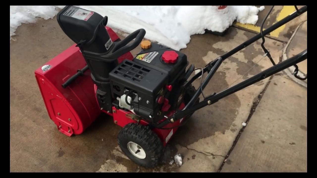 Yard Machines MTD 31A-3CAD729 Snow Thrower Carburetor Carb