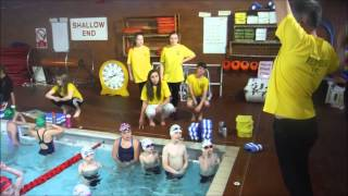 Whitby Seals Swim Club, Funding For The Training Of New Coaches, Whitby