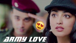 New Romantic Love Indian Army WhatsApp Status Video   Indian Army Status   Indian Army   TheMrRaja