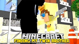 Minecraft Family #20 - BABY DUCK HAS A TWIN BROTHER - Baby Duck Adventures