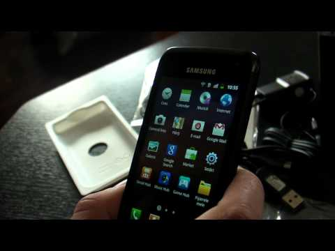 Samsung i8150 Galaxy W review HD ( in Romana ) - www.TelefonulTau.eu -