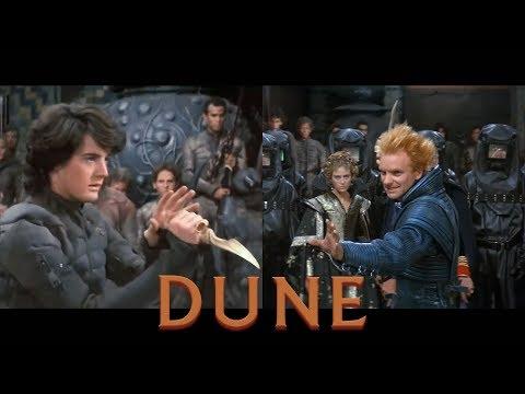 Dune - Paul Muad'Dib Vs Feyd Rautha [HD]