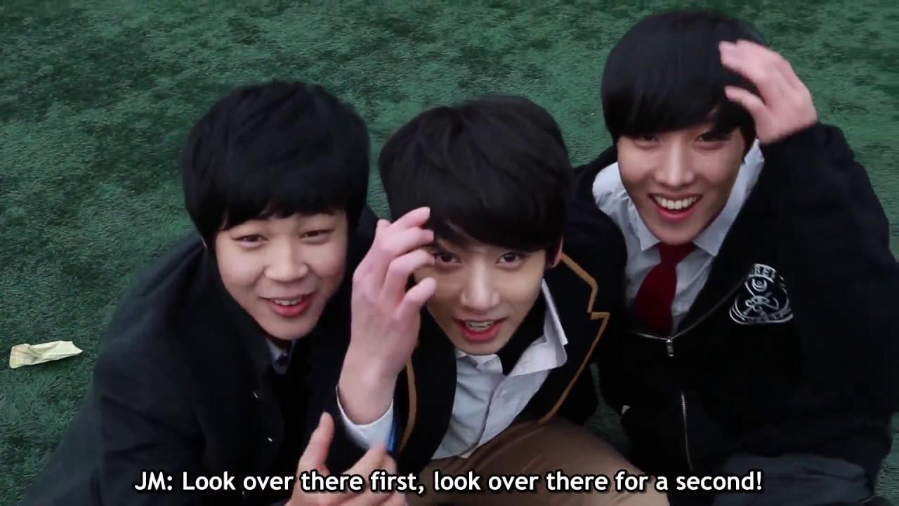 [ENG SUB] BTS Graduation Song - Making Film