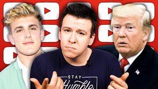 Massive Backlash After Horrifying Videos Released, Jake Paul Solves Gun Reform, and More