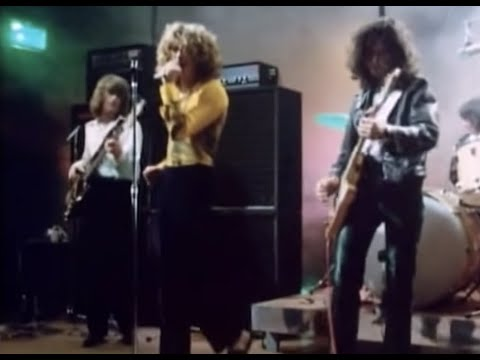 Led Zeppelin - Dazed and Confused (Supershow 1969)
