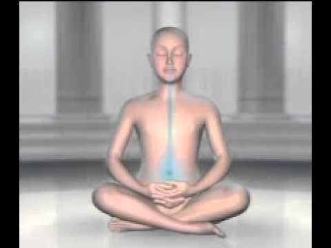 Easy Meditation For Beginners - How To Do A Normal Third Eye Meditation