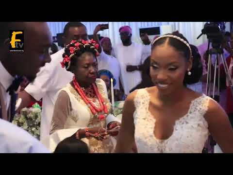 SEE THE BILLIONAIRE WEDDING  EVERYONE IS TALKING OF. DAVIDO