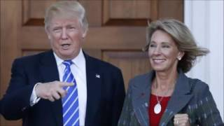 trump appoints betsy devos as education secretary