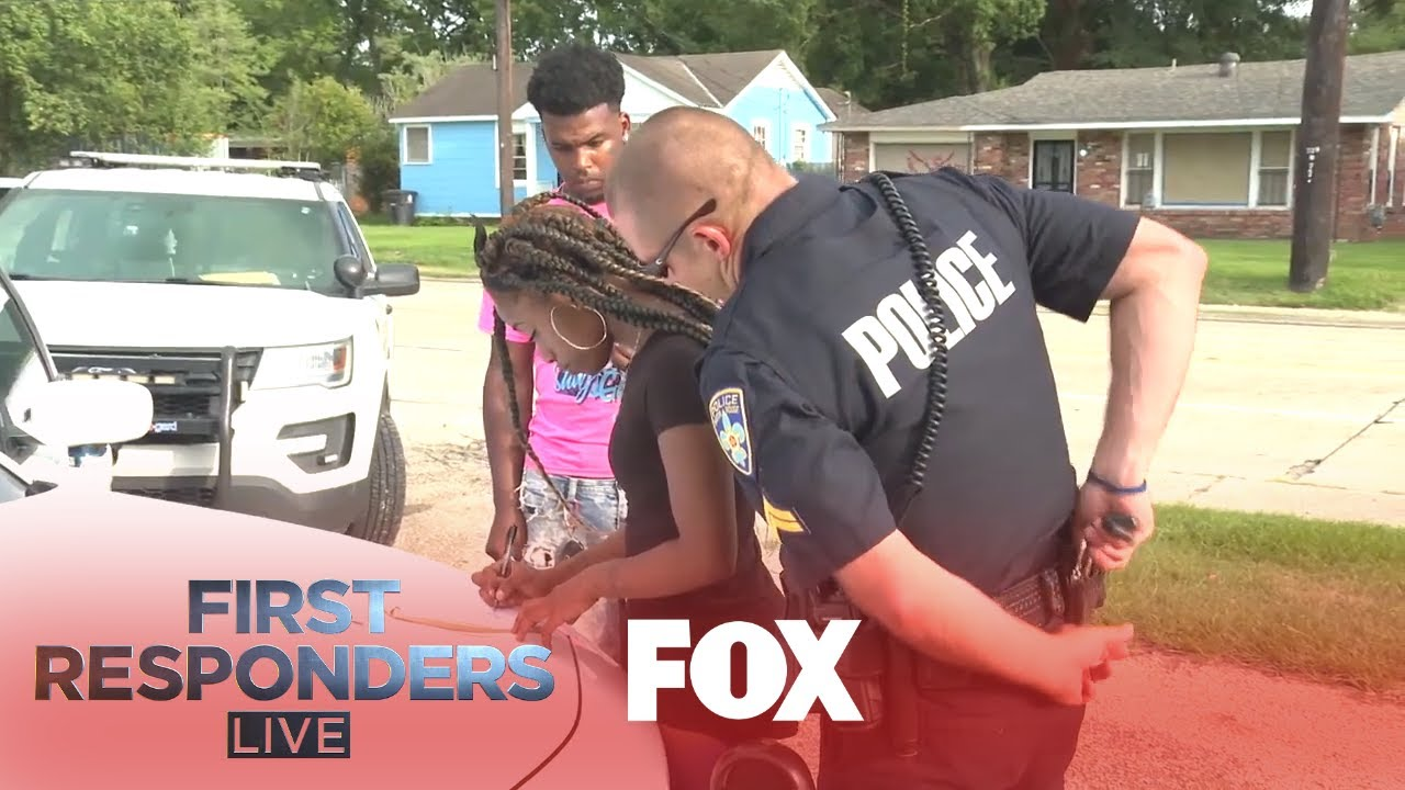 Download A Girl Runs From The Police | Season 1 Ep. 13 | FIRST RESPONDERS LIVE
