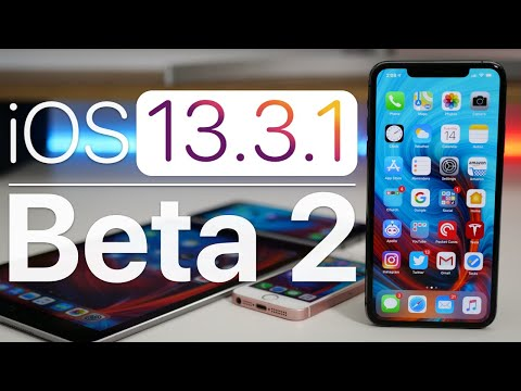 iOS 13.3.1 Beta 2 is Out! - What's New?