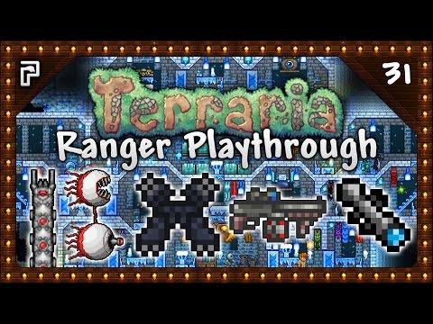 🌳 Terraria 1.3.5 Let's Play | Ranger Playthrough | Ninja Gear, EPIC Skeleton, Farming! [Episode 31]