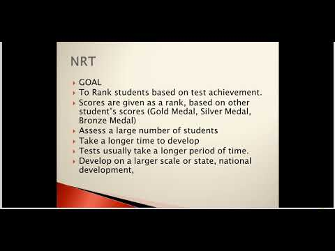 How Can Qualifying criterion-Referenced Tests Help Students