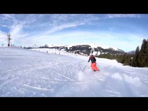 Piste de ski La Fougère - Les Gets