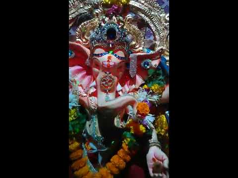 My Home Ganpati Decoration 2015   YouTube