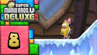 New Super Mario Bros. U Deluxe ITA [Parte 8 - Wendy]