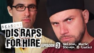 Dis Raps for Hire. Season 2 - Ep. 3 thumbnail
