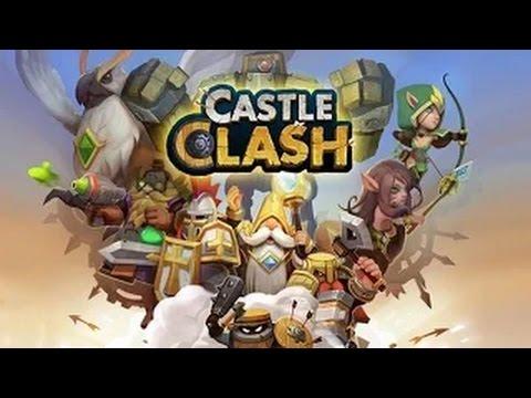 Castle Clash -  Game Chiến Thuật Dàn Trận Độc Đáo