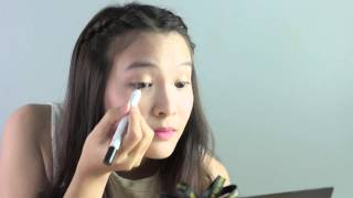Quickly do makeup with too cool for school | OFFICIAL TCFSTH