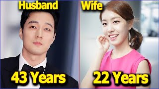 10 Shocking AGE Difference of Korean Couples