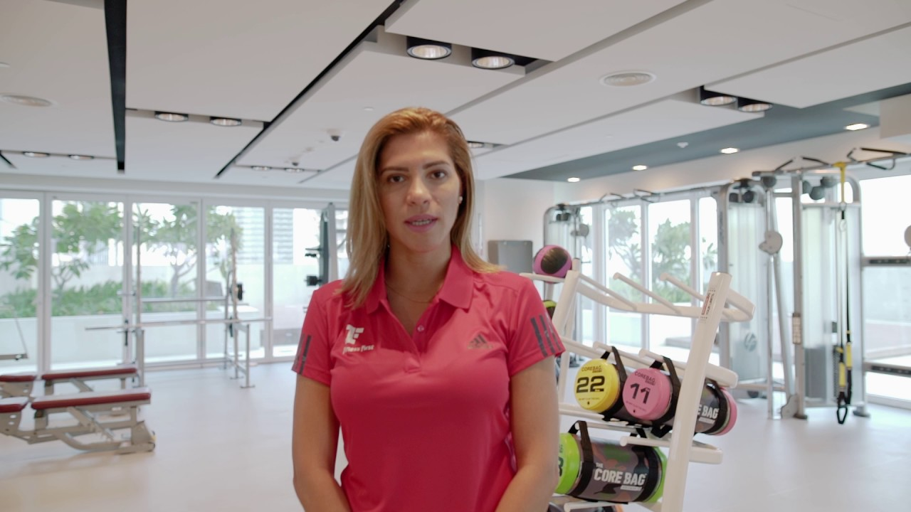 Fitness First Middle East KSA Ladies Only - YouTube
