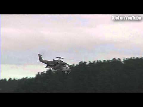 Большая р/у модель вертолета Ми-24В (часть 2).mp4
