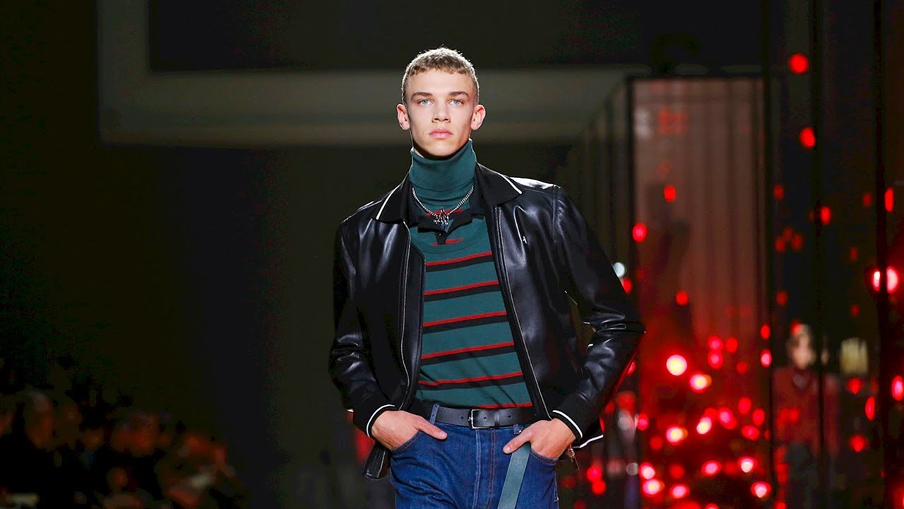 aba94fef2204ff Dior Homme   Fall Winter 2018 2019 Full Fashion Show   Exclusive ...