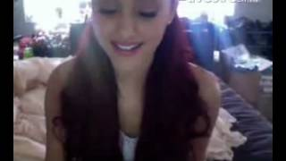 Ariana Grande live chat 21.07.2012