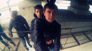 Экстрим парк., прыжки с моста - Томск. ДСМ.