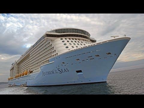 Anthem of the Seas – Ship Tour