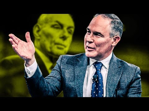 Pathetic John Kelly Begs Scott Pruitt To Cool It With The Scandals
