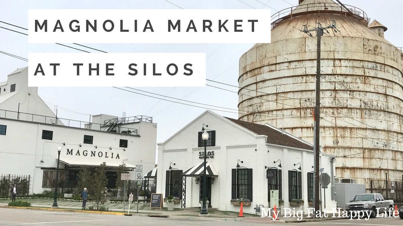 magnolia market at the silos waco texas youtube