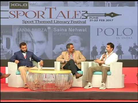 discussion on the state of Indian football at SporTale 2017